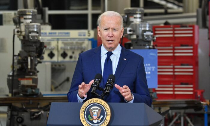 Biden's Budget Proposal Shows Massive Spending Will Yield Tepid Growth