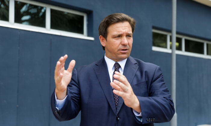 DeSantis: People Moving to Florida 'Overwhelmingly' Registering as Republicans, Including Democrats