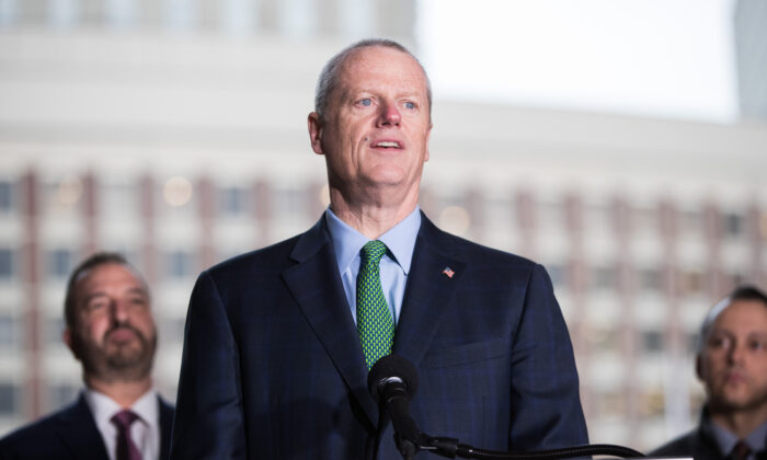 Mass. Governor to End Pandemic Restrictions Early