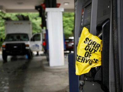 Over 15,000 Gas Stations Out of Fuel Nationwide