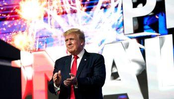 Trump Hails Arizona GOP Senate for Election Audit at Phoenix Rally