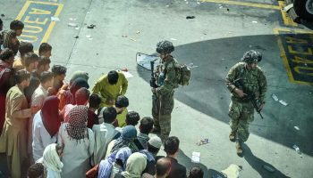 Around 11,000 Americans Remain in Taliban-Held Afghanistan