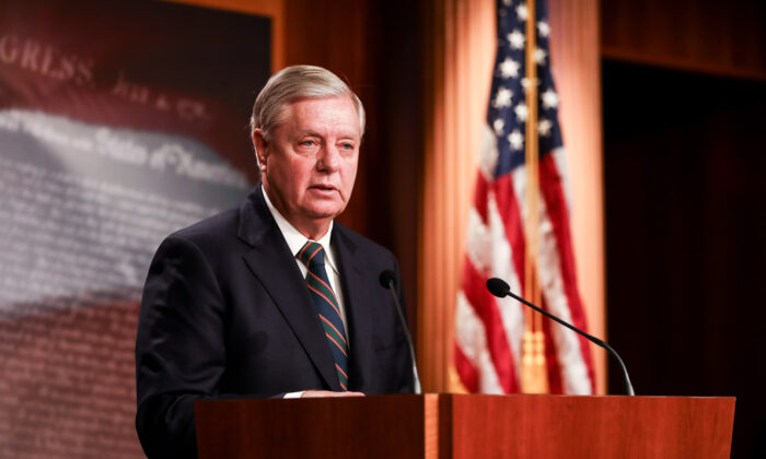 If the US Leaves Citizens and Allies in Afghanistan, Biden Deserves to Be Impeached: Sen. Lindsey Graham