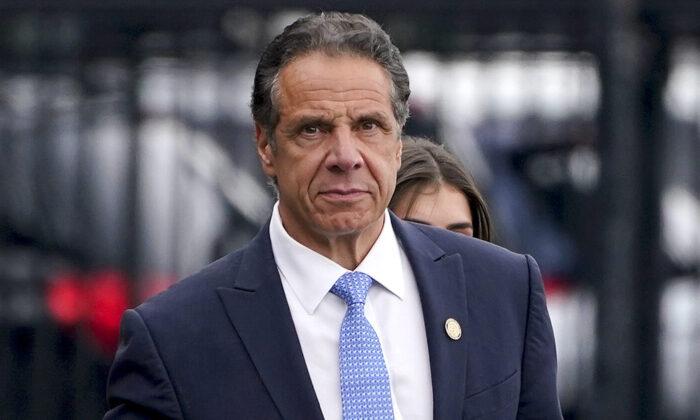 New York Gov. Andrew Cuomo Announces Resignation Over Harassment Allegations
