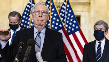 Sen. McConnell on Total Withdrawal From Afghanistan: 'One of the Worst Foreign Policy Decisions in American History'