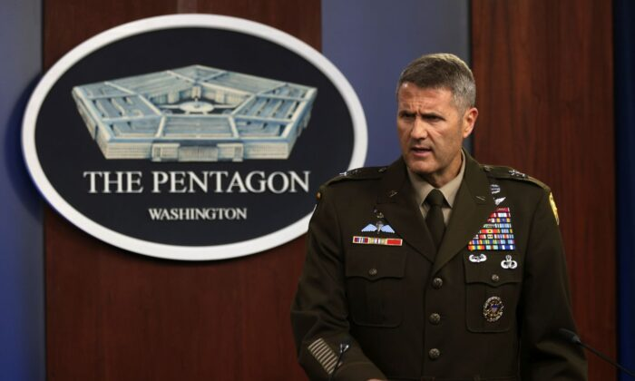 US General Won't Respond to Reports of Taliban Capturing American Military Rifles, Weapons
