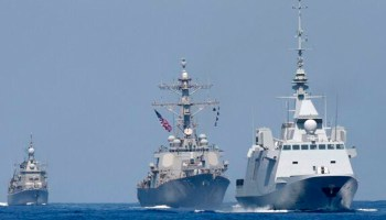 US Kicks Off Simultaneous Global Maritime Military Exercise Not Seen Since Cold War