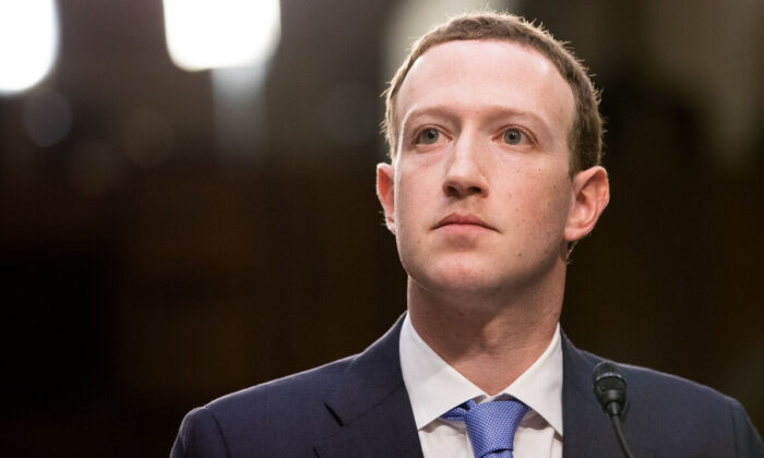 Facebook Investor: Company Paid $5 Billion to FTC as 'Quid Pro Quo' to Shield Zuckerberg