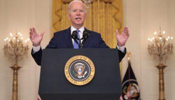 GOP Lawmakers File Impeachment Articles Against Biden