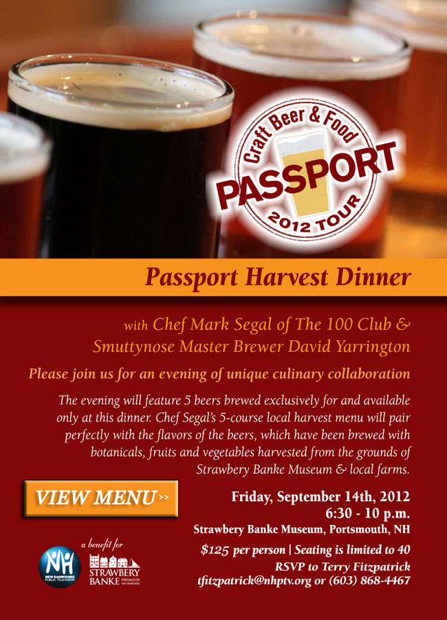 HARVEST DINNER INVITATION!