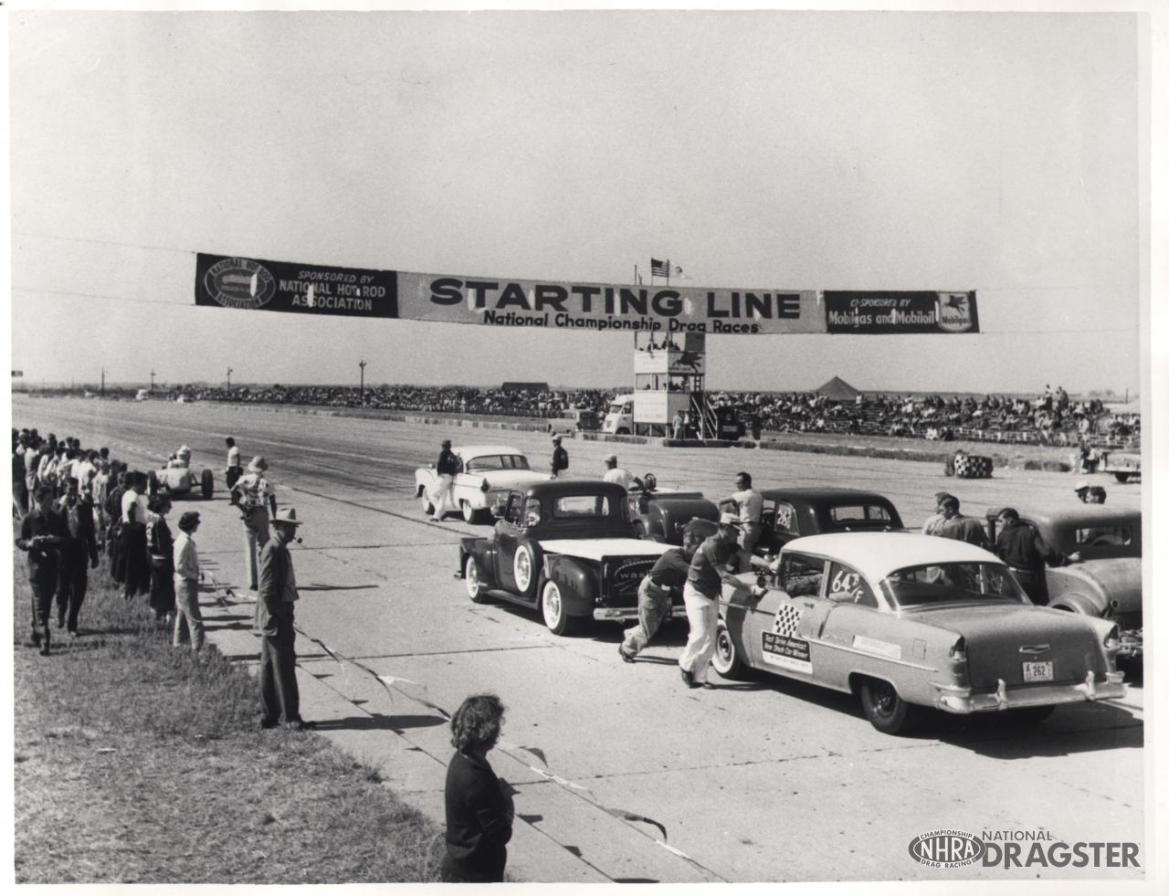 1955 NHRA Nationals—Great Bend, Kansas - slide 12