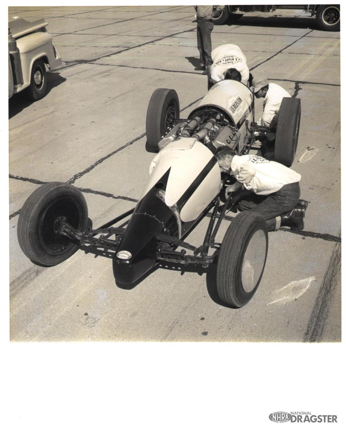 1955 NHRA Nationals—Great Bend, Kansas - slide 16