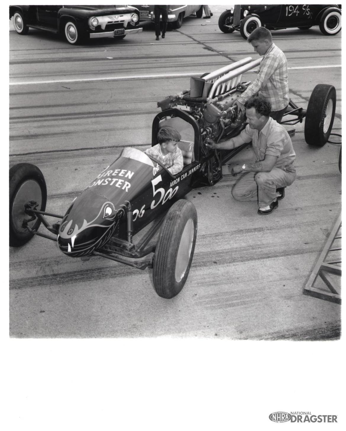 1955 NHRA Nationals—Great Bend, Kansas - slide 74