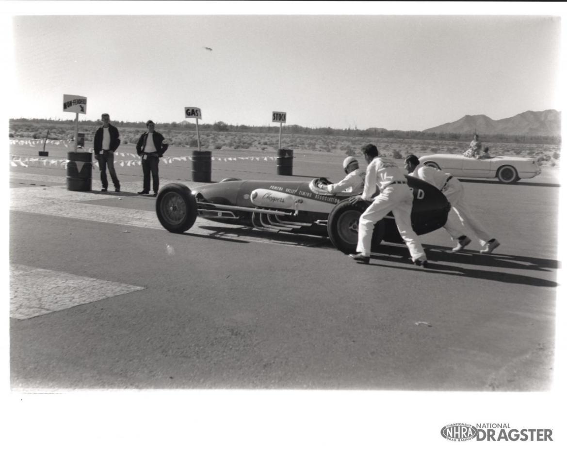 1955 NHRA Nationals—Great Bend, Kansas - slide 25