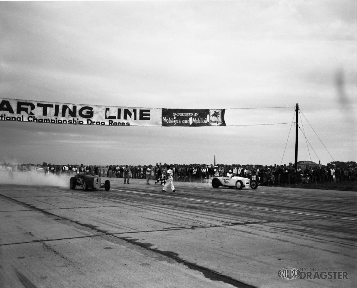 1955 NHRA Nationals—Great Bend, Kansas - slide 37