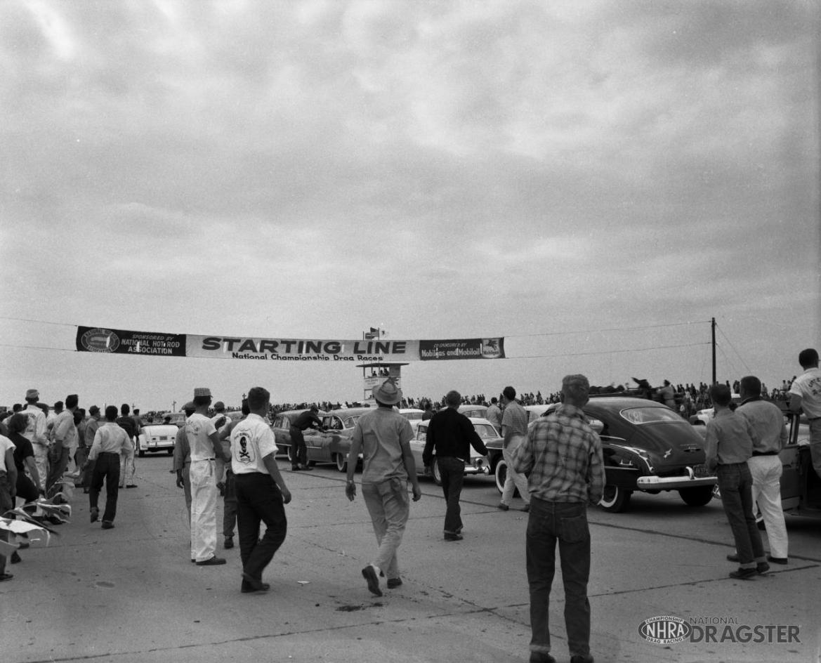 1955 NHRA Nationals—Great Bend, Kansas - slide 42