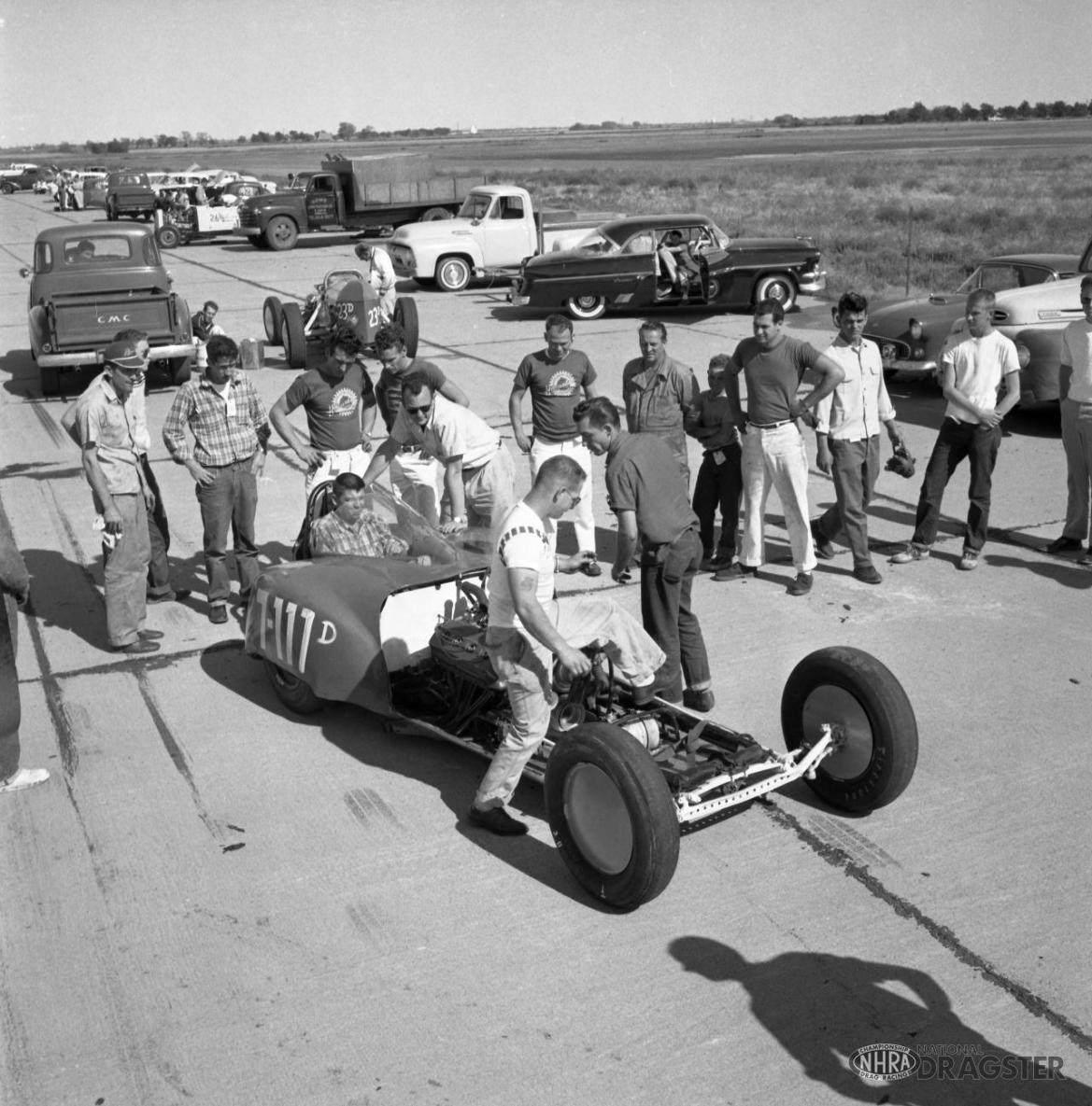 1955 NHRA Nationals—Great Bend, Kansas - slide 26