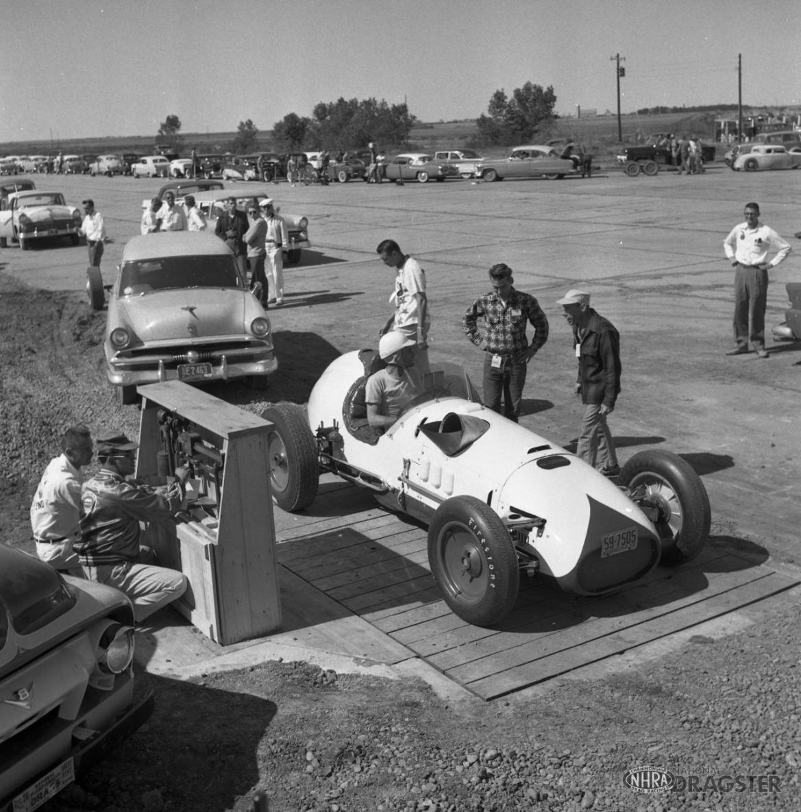 1955 NHRA Nationals—Great Bend, Kansas - slide 46