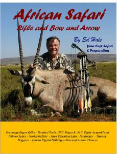 African Safari - Rifle and Bow and Arrow