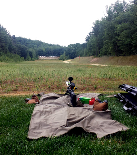 Selection and Testing of  308 Match Grade Bullets for F-TR