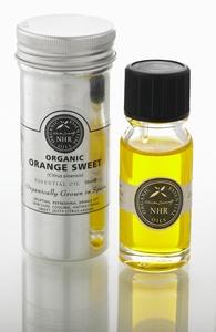 Organic Orange Essential Oil Sweet Citrus sinensis