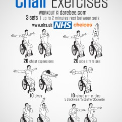 Chair Exercises For Abs Melissa And Doug High Nhs Website Gym Free Workouts Choices Live Well Modality Workout