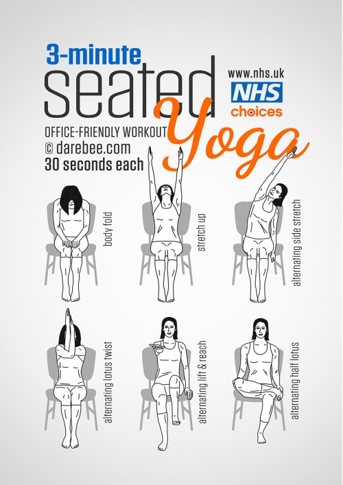 small resolution of seated yoga workout