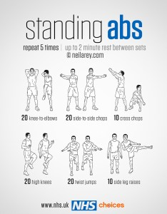 Standing abs workout also gym free workouts nhs rh
