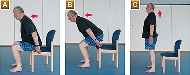 chair stand test elderly jazzy mobility batteries exercises for the   falls prevention