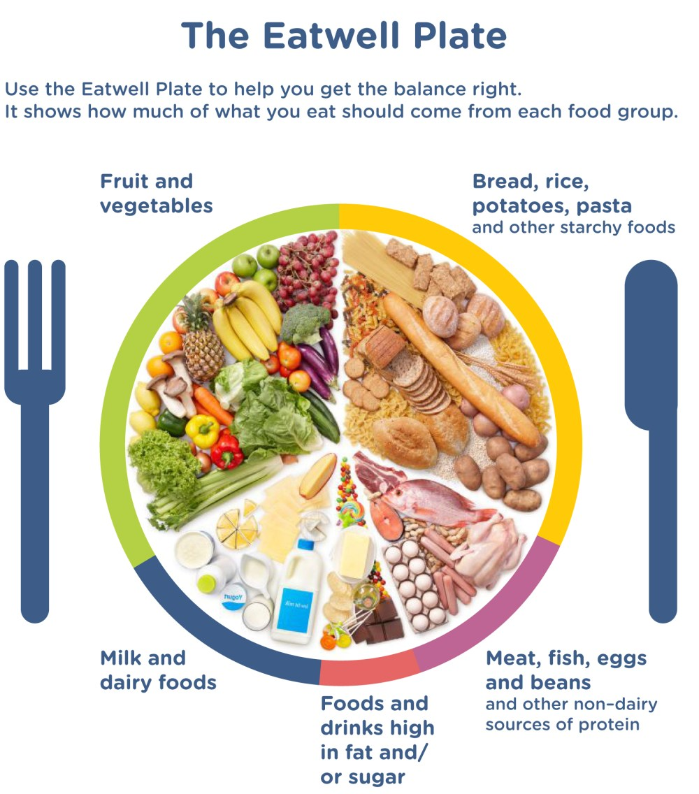 medium resolution of the eatwell plate
