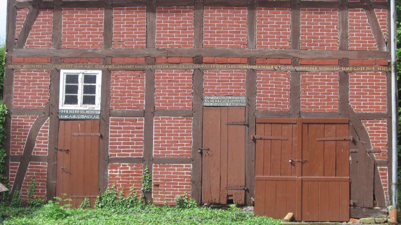 Herrentrup Nr. 1 (Kuhlemeier) Untere Straße 8
