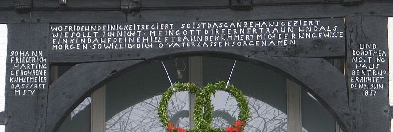 Herrentrup Nr. 2 Harting Foto Herbert Penke