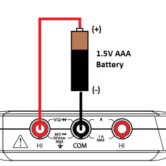 Usb Pinout Diagram Electric Roller Door Wiring Measure Voltage Using Ni Mydaq - National Instruments