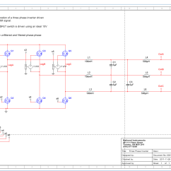 3 Phase Ups Wiring Diagram Circuit Single 220v Motor For Inverter Get Free Image About