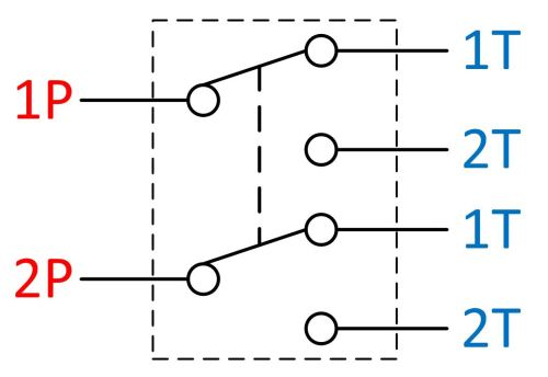 small resolution of spdt diagram