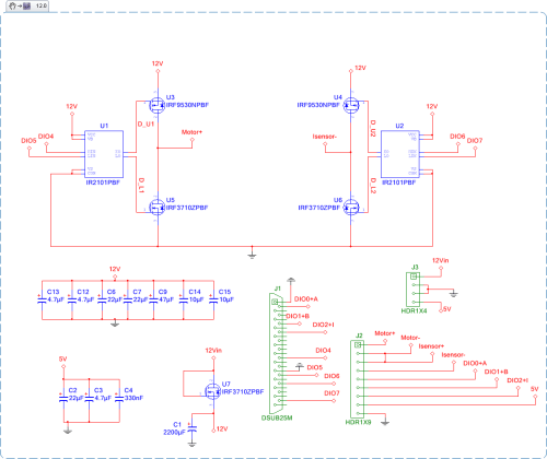 small resolution of the multisim schematic capture