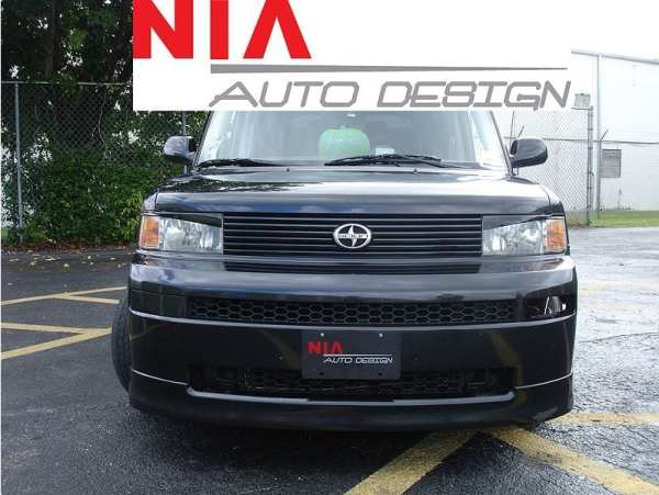 2004 2005 2006 2007 scion xb eyelids body kit splitters