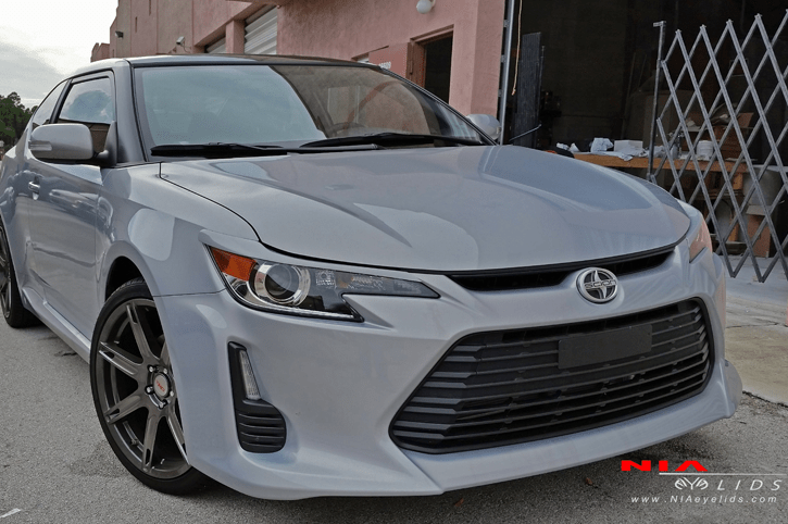 Scion Tc Eyelids Eyebrows Color Matched