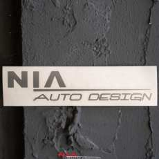 NIA Body kit decal splitter