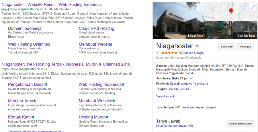 how to register google my business niagahoster