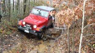 2003 Jeep Wrangler Rubicon @ Paragon AP
