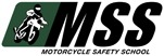 Motorcycle Safety School logo
