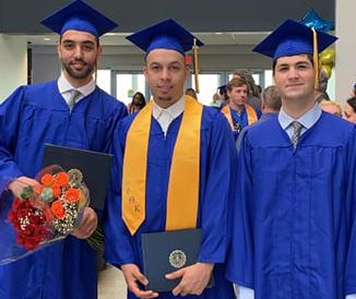 2019 NCCC Graduates