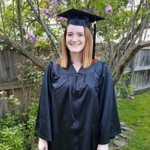 Meagan Swartz 2017 PTA Grad