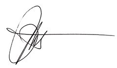 William J. Murabito, PhD signature