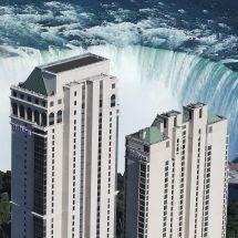 Hilton Niagara Falls - Fallsview Hotel Hotels