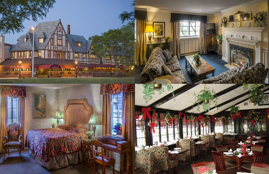 Red Coach Inn Hotel Niagara Falls