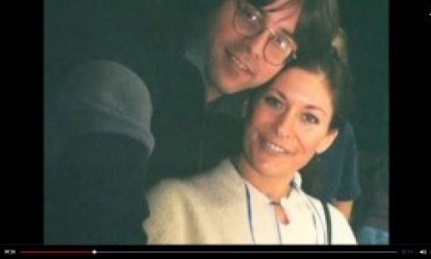 "Keith Raniere with Toni Natalie. He told Natalie that she would have a child with him who would ""change the world."" Natalie never had a child with Raniere and fled the cult in 1999. She says Raniere has relentless attacked her in court for 16 years and tried to lure her to Mexico on false pretenses."