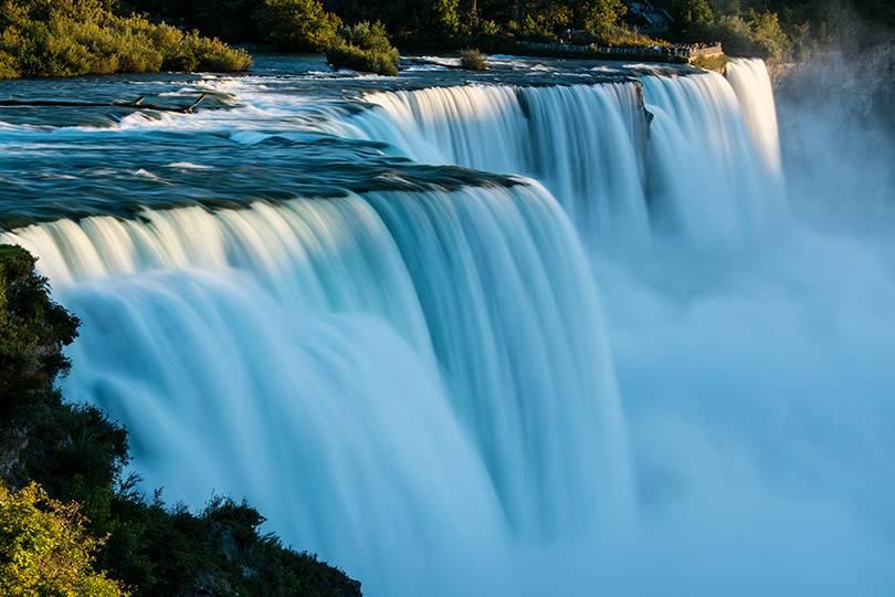 niagara falls photos videos