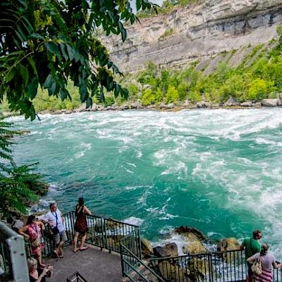 White Water Walk  Things to do  Niagara Falls Canada
